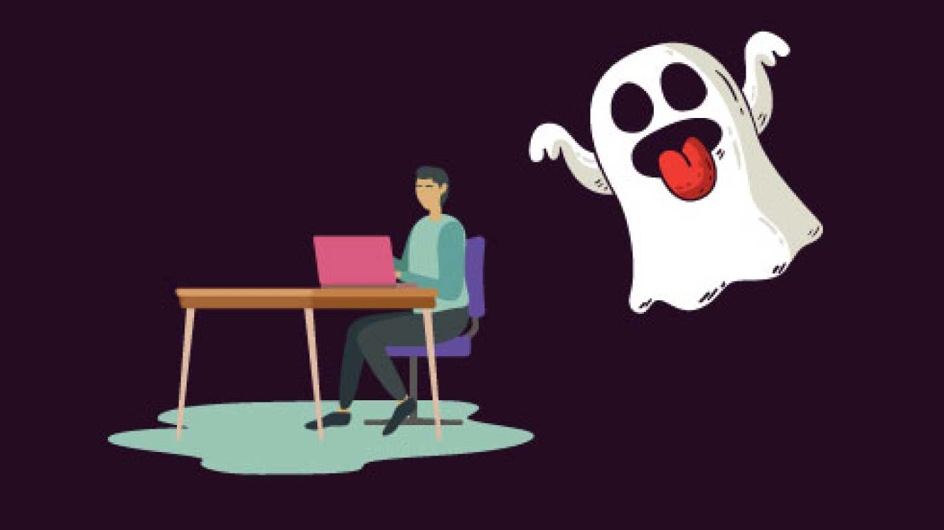 professional ghosting