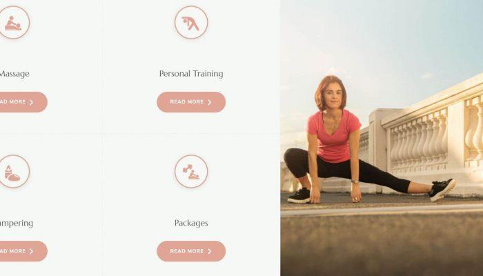 Affinity Treatments WordPress website